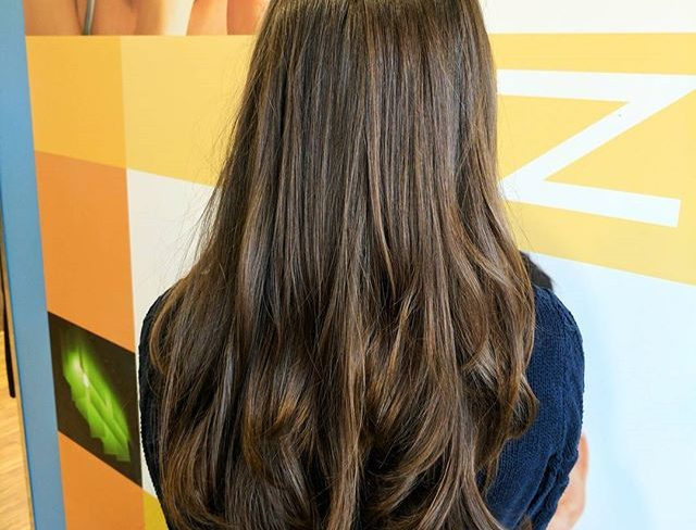 Long layers for Jananne!